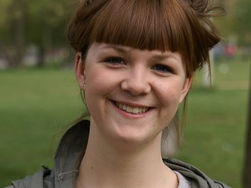 פאולינה פאפרט, 19, לייפציג