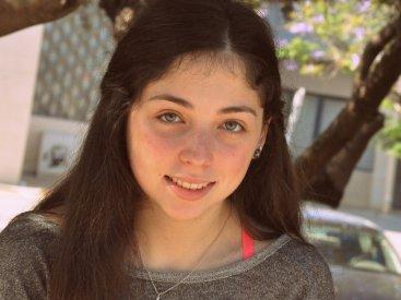 Noa Paperno, 18, Herzliya