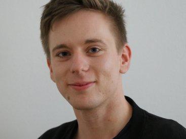 Ludwig Decke, 23, Leipzig