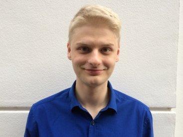 Jonas Licht, 23, Hamburg